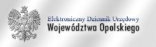 Elektroniczny Dziennik Urzędowy Województwa Opolskiego
